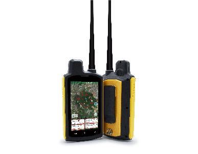 GPS定位手持机